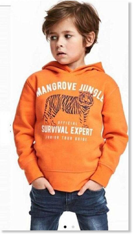 H&M hoodie racist