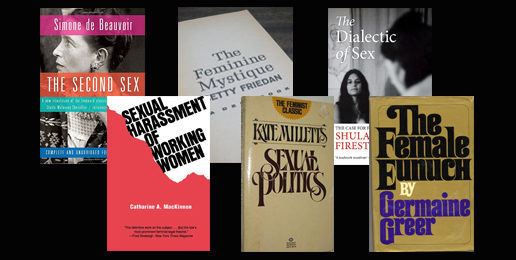 Feminist Manifesto Female Eunuch Second Sex books