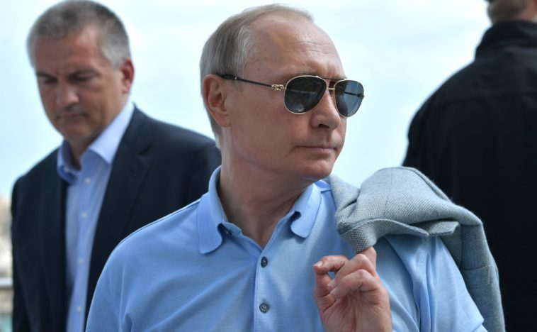 Bad To The Bone Vladimir Putins Extraordinarily Badass Alpha Male