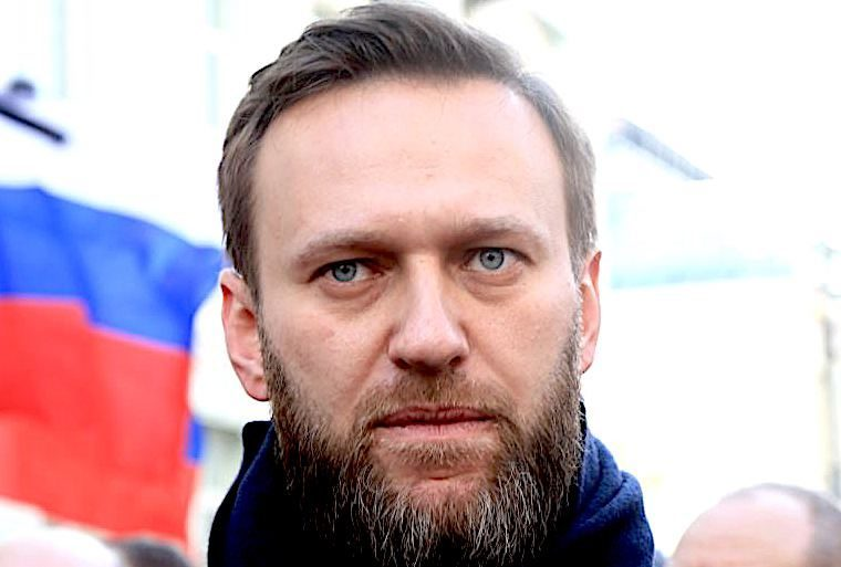 Russia: Protesters turn out in support of Navalny ...