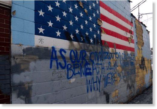 flag graffiti