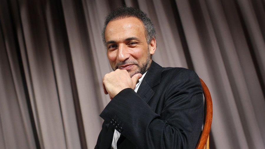 Tariq Ramadan Hotel Room Photos