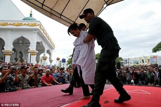 aceh indonesia gay shariah