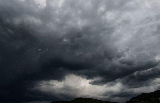 cielos tormentosos
