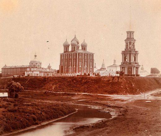 Ryazan Kremlin 5