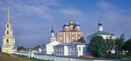 Ryazan Kremlin 3