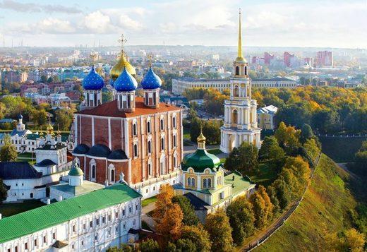 Ryazan Kremlin 1