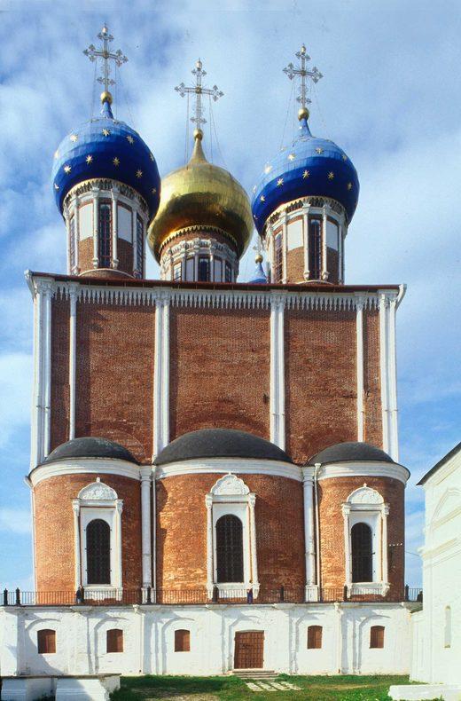 Ryazan Kremlin 12