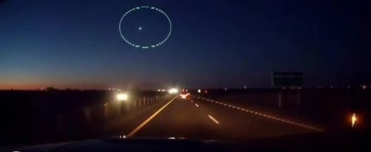 Fireball over OK