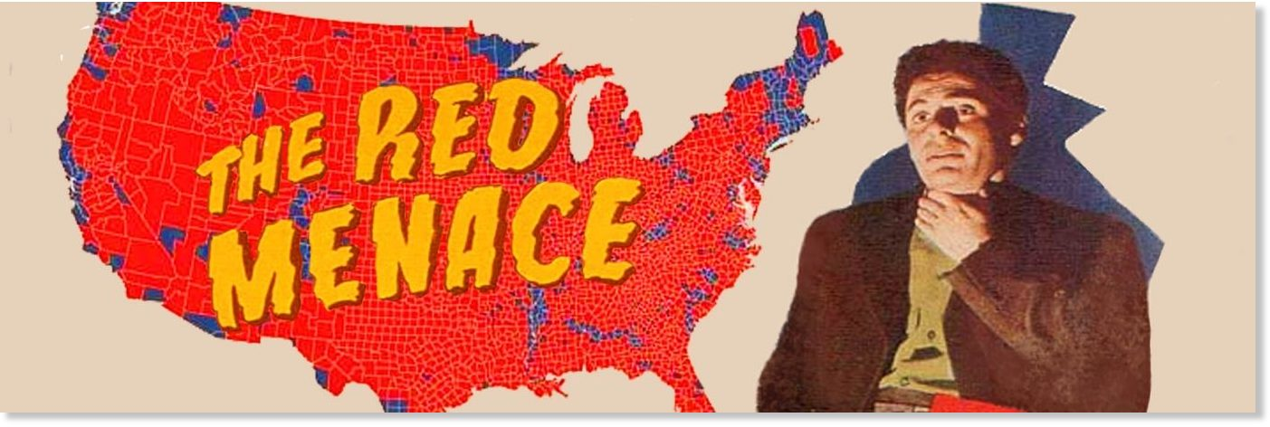 why was there a red scare in america in the 1920s Red scare dominates american politics as the presidential election of 1952 begins to heat up, so do accusations and counteraccusations concerning communism in america.