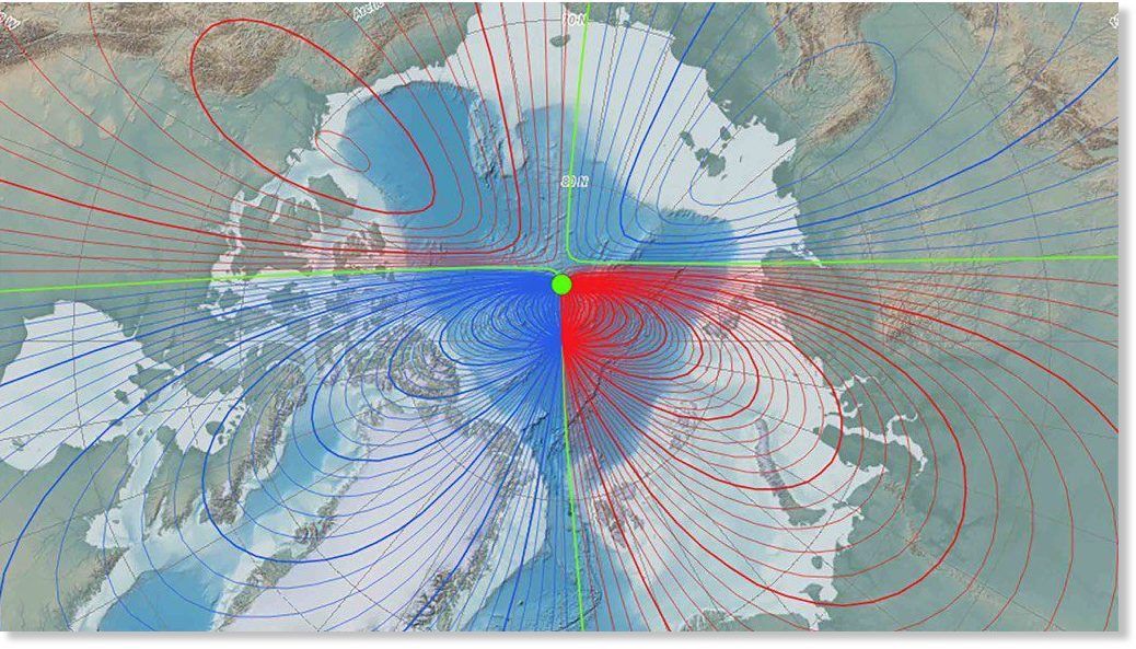 This could get bad: Earth's magnetic field is shifting - which may...