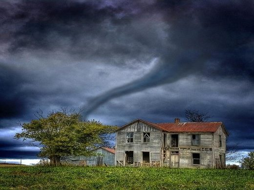 Tornado, The Ozark, Missouri