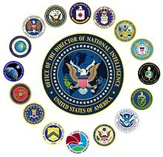 Intelligence Community logo