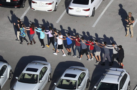 students florida shooting