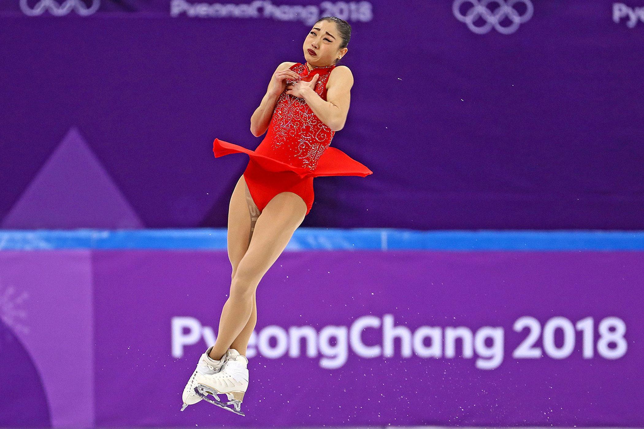 Can Olympic figure ska...