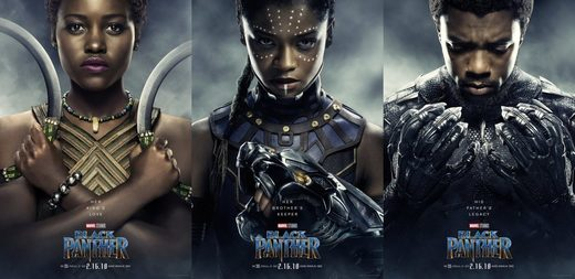 Black Panther movies