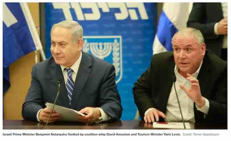 Israel's right wing has never told the truth: Without lies ...