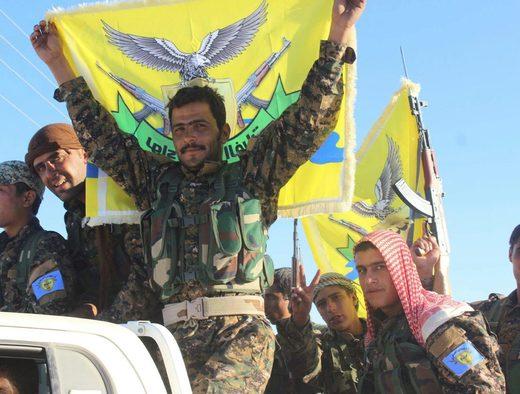 manbij fighters
