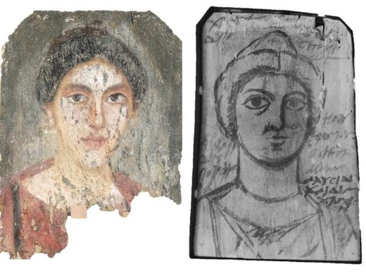 greco egyptian mummy portraits