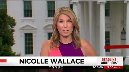Nicolle Wallace MSNBC