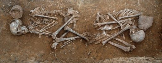 The study included remains of 155 individuals who lived in Britain between 6,000 and 3,000 years ago.