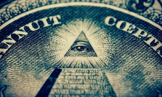 Maybe it's not such a crazy idea to believe the Illuminati controls the world