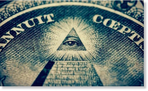 bank note illuminati