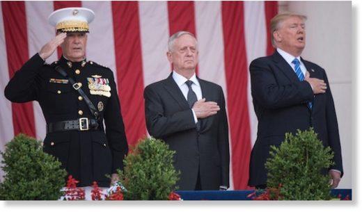 Trump Mattis