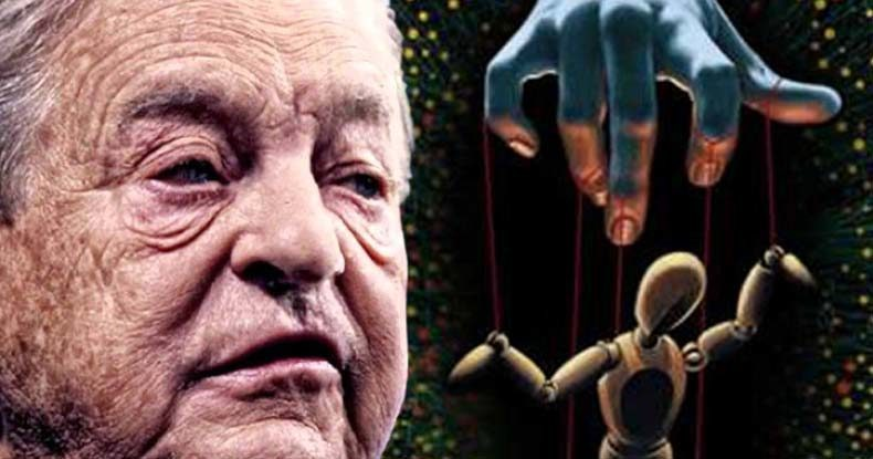 Projection much? George Soros calls Trump the 'ultimate narcissist
