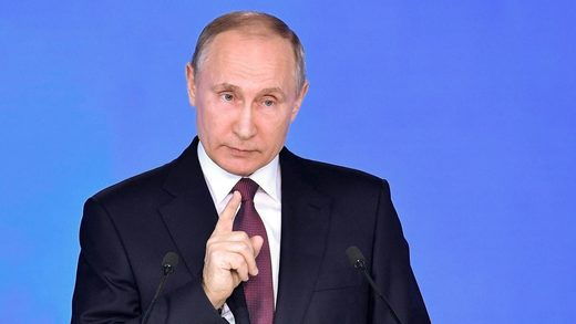 putin nuclear weapons speech