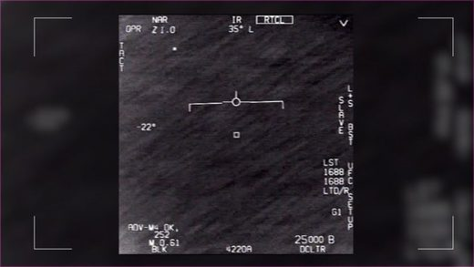 Air Force UFO encounter