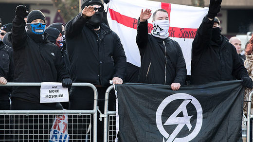 far right UK group