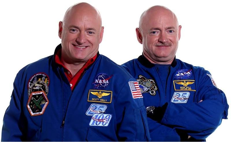 Astronaut Scott Kelly has different DNA than twin brother ...