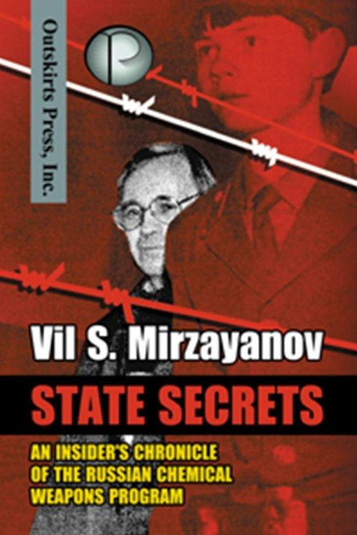 novichok book cover