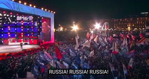 Putin speech reelection