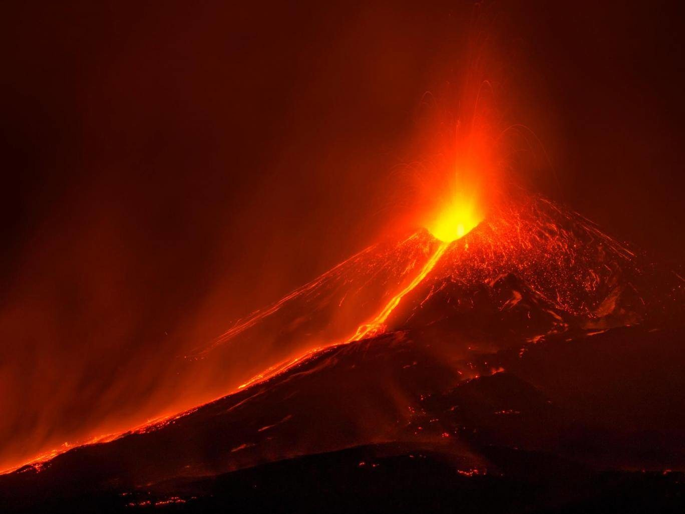 Hawaii Kilauea volcano eruption: National Park Map - where is Mount Kilauea?