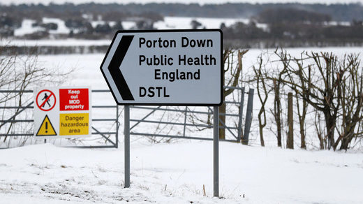 Porton Down skripal novichok