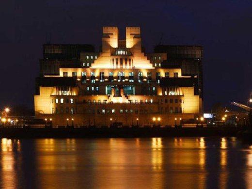MI6 london