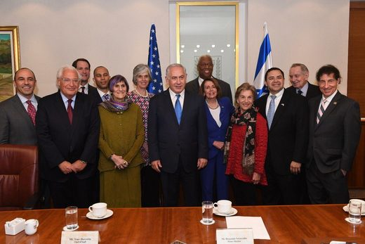'Soft mouths with deep throats': Pelosi and 9 Dems had 'excellent meeting' with Netanyahu even as Israel sent 'dozens of snipers' to Gaza