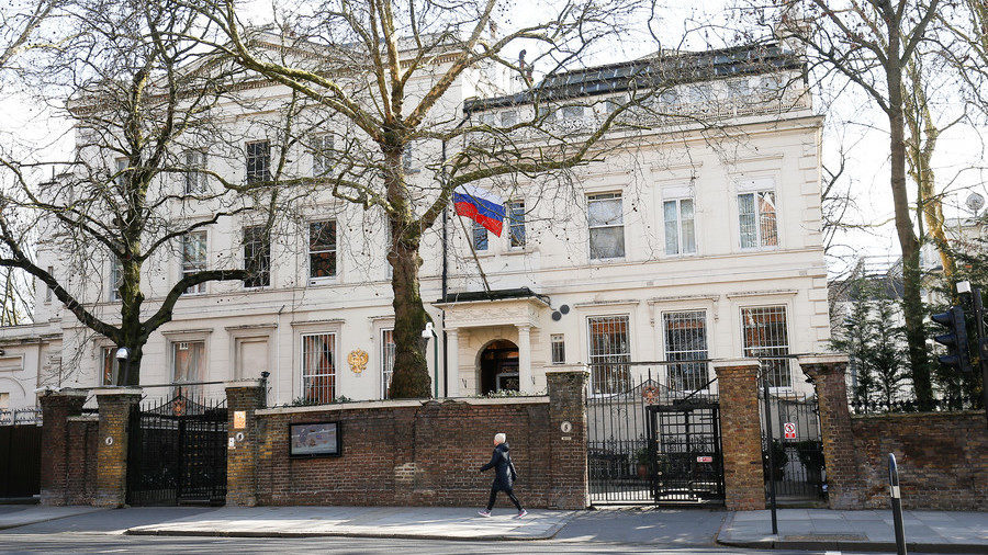 Can not Russian embassy click to be