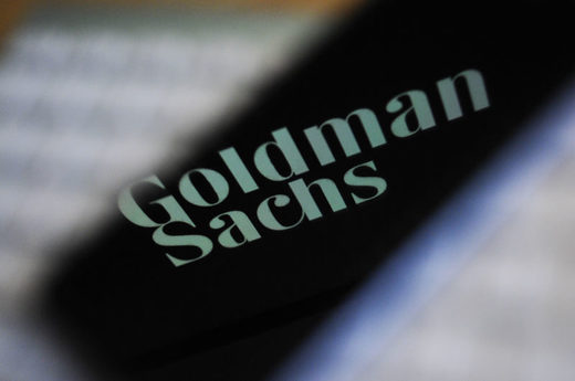 Goldman Sachs bank logo