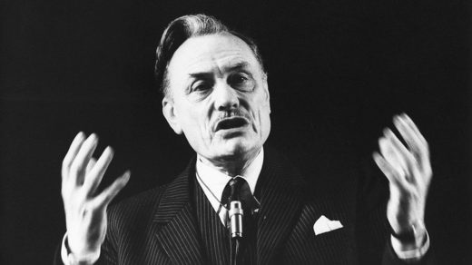 Enoch Powell's 'Rivers of Blood'