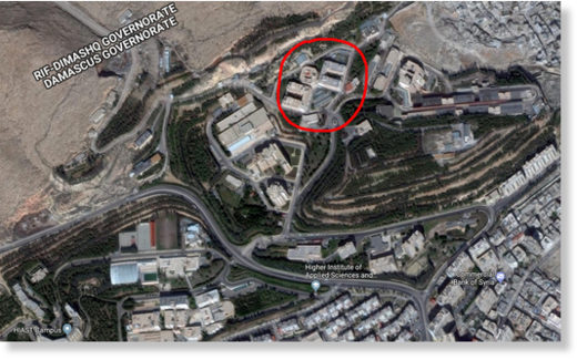 HIST campus Barzeh