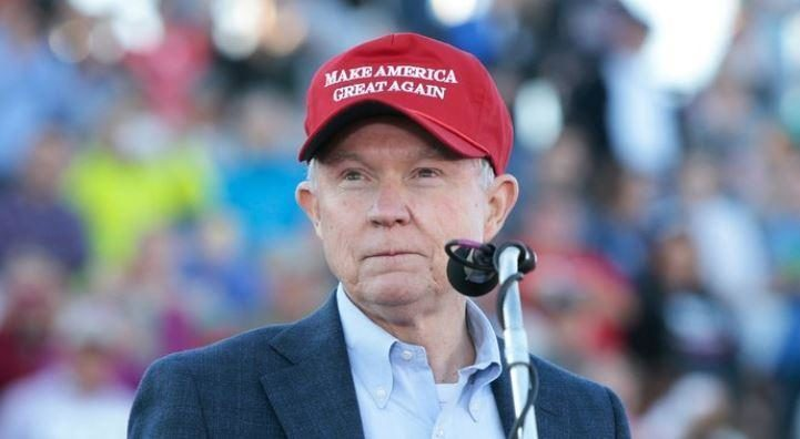 Image result for MAGA HAT jeff sessions