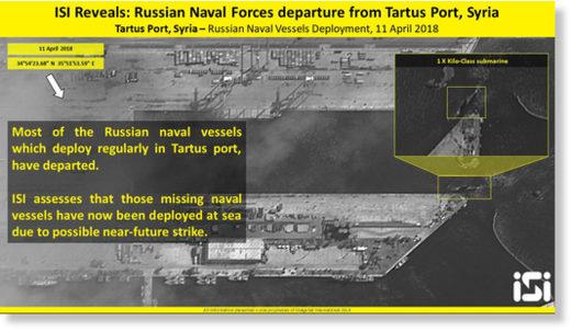 Russian ships tartus