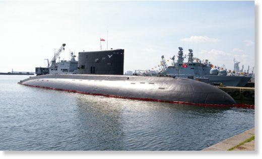 Russian kilo class sub