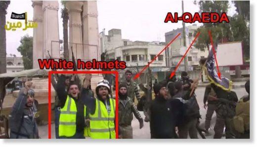 White helmets al-qaeda