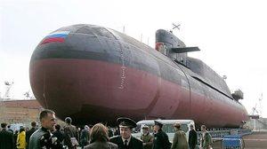 russian tula submarine