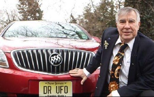 Pat Marcatillio, aka Dr. UFO