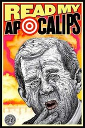 bush read my lips bombs Iraq